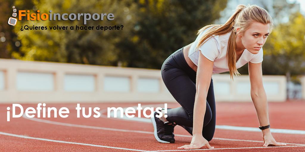 Fisioincopore empezar hacer deporte