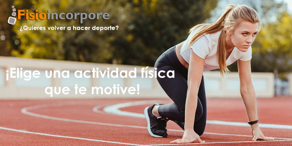 Deporte Fisioincorpore