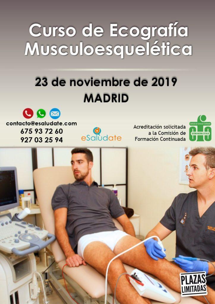 Ecografía músculoesquelética