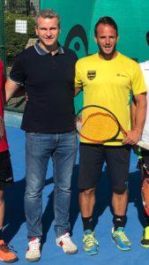 Espacio Mentema fisioterapia tenis