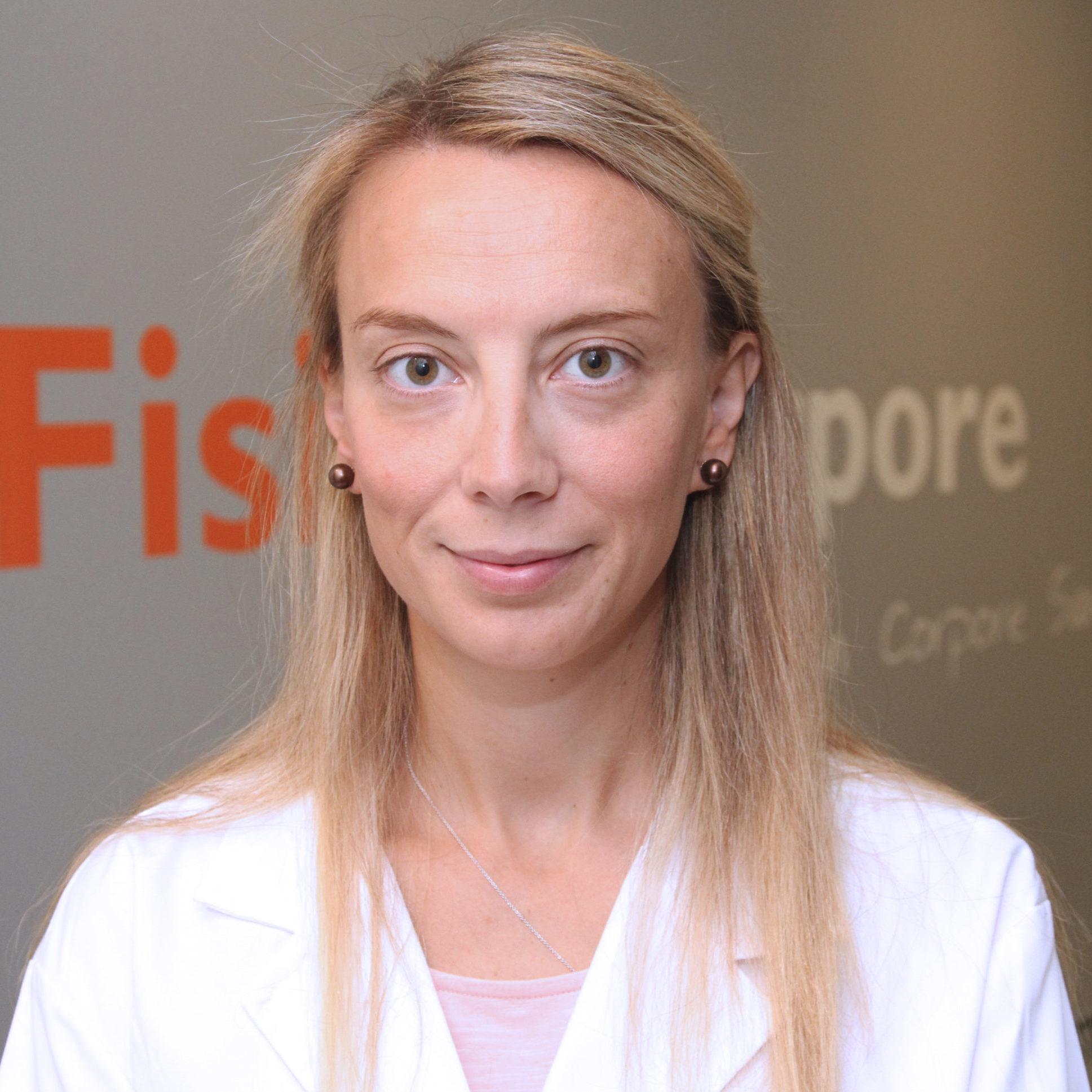 Dra. María Galán Fisioincorpore